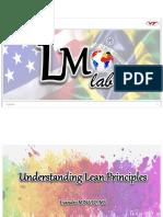 VT Session - Understanding Lean