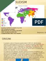 Budismul Prezentat Geografic