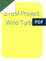 stemprojectwindturbinealternativeenergyinquiry