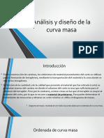 244932929 Analisis y Diseno de La Curva Masa Pptx