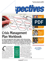 Crisis Management Plan Workbook