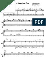 If Dreams Come True - Piano