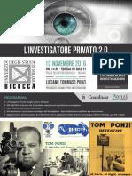 Investigatore Privato 2.0