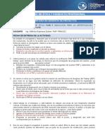 1. Evaluación Código de Etica