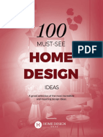100 Home Design Ideas