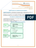 Generalidades de La Administracion Documental
