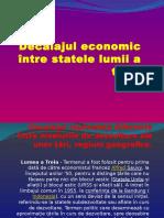 Decalajul Economic Între Statele Lumii a Treia