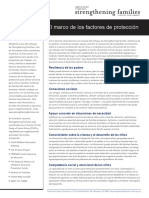 SF ProtectiveFactors Spanish
