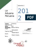 La Aduana Peruana