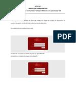 QuickCart-Configuracion