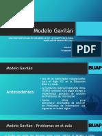 Presentacion Modelo Gavilán