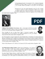 Biografias de Expresidentes de Guatemala