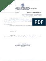 24 - Aprova o Regimento Interno Dos Conselhos Escolares Do IFRN