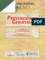 ALMA Prevención en Geriatría