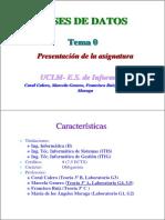 BD t0 Presentacion