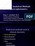 Review of Analytical Methods I.pps