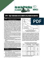 CIP9es_Baja Resistencia en Los Cilindros de Prueba de Concreto