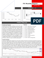 Monthly FX Report October