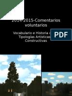 Comentarios Voluntarios