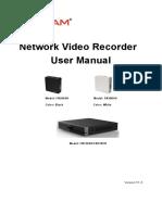 Grabador Foscam NVR FN3004H FN3104H FI3109H User Manual En