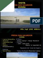 VISITA PRESA SAN SALVADOR-ESPAÑA.ppt