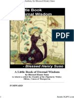 Little Book of Eternal Wisdom, By Blessed Henry Suso
