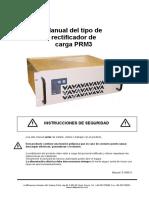 Banco Baterias - Manual
