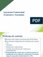 Ejecucion Contractual y Garantías