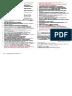 Procesy i Techniki Produkcyjne - Zagadnienia