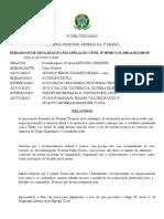 Acordao - Desembargador Antonio Cedenho