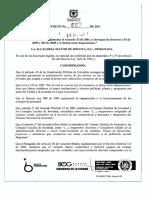Decreto 687 de 2011
