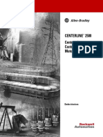 Manual Centerline 2500 AB