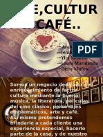 Arte Cultura y Cafe
