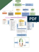 Mapa Conceptual Dirección de Proyectos