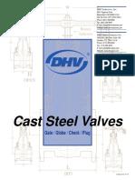 Dhv Cast Steel Valve a1-04 (1)