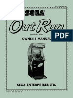 Outrun - Owner's manual