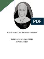 Madre Teresa Del Sagrado Corazon