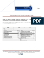 ERP-Impresion Automatica de Guias de Salida