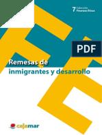 Remesas de Inmigrantes y Desarrollo