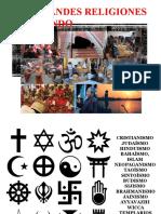Las Grandes Religiones Del Mundo - Lectores 2016