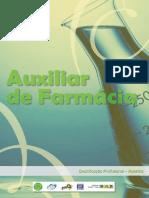 Apostila - Axiliar de Farmácia - Ótima - 438 Pag