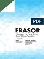 ERASOR_Spanishversion