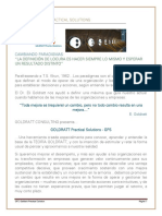 GPS Goldrat Practical Solution (Lee)