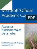Cloud Fundamentals Español
