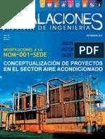Revista Instalaciones - Conceptualizacion de Proyectos
