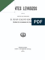 1899 Calvo Puentes Levadizos