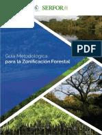 Guia Metodologica Zonificacion Forestal