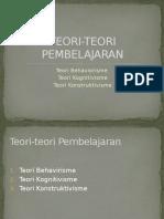 TEORI-TEORI PEMBELAJARAN br.pptx