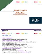 Alc Handover Types 1