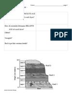 Evolution Study Guide FIB